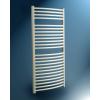 Termo Teknik Star Fürdőszobai radiátor íves fehér 500 * 764 törölközőszárító