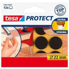 """Tesa Filckorong, karcolásgátló, 22 mm, TESA """"Protect"""", barna irodabútor"""
