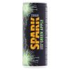 Tesco Spark szénsavas zöldalmaízű energiaital cukorral és édesítőszerrel 250 ml
