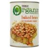 Tesco Tesco BIO fehérbab paradicsomszószban 420 g