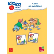 Tessloff Logico Primo feladatkártyák - Csuri az óvodában oktatójáték