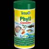 Tetra Phyll Granules - Granulátum táplálék díszhalak számára (250ml)