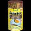 Tetra Selection - négy féle táplálék díszhalak számára (250ml)