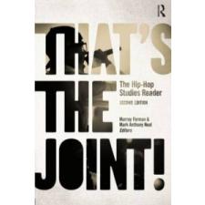 That's the Joint! – Murray Forman idegen nyelvű könyv