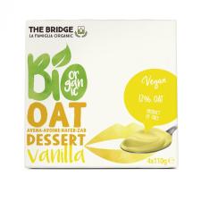The bridge bio zab desszert vaníliás 4x110 g biokészítmény