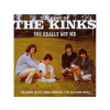 The Kinks You Really Got Me - The Best Of The Kinks (CD)
