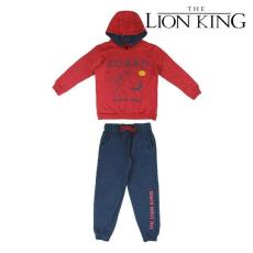The Lion King Gyermek póló The Lion King 74785 Piros Szürke