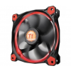 Thermaltake Riing 12, 120mm LED Piros (CL-F038-PL12RE-A)