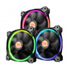 Thermaltake Riing 12, 120mm LED RGB LNC 3IN1 (CL-F042-PL12SW-B)