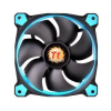 Thermaltake Riing 12 hűtő, 120mm, 1500 ford/perc, LED Kék (CL-F038-PL12BU-A)