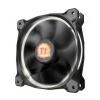 Thermaltake Riing 14, 140mm LED Fehér (CL-F039-PL14WT-A)