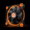 Thermaltake Riing 14, 140mm LED ventilátor - narancssárga CL-F039-PL14OR-A