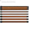 Thermaltake TtMod Sleeve moduláris tápkábel kit 0.3m fekete-narancssárga