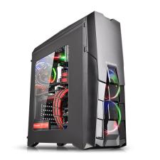 Thermaltake Versa N25 CA-1G2-00M1WN-00 számítógép ház