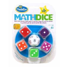 ThinkFun Math Dice Junior - BONTOTT társasjáték társasjáték