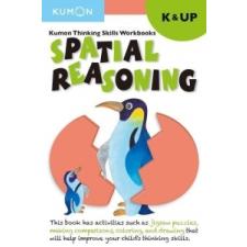 Thinking Skills Spatial Reasoning Kindergarten – Kumon idegen nyelvű könyv