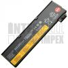 ThinkPad T440S Series 2000 mAh 3 cella fekete notebook/laptop akku/akkumulátor utángyártott