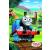 Thomas a gőzmozdony polár takaró 100*150cm