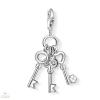 Thomas Sabo Charm Club Thomas Sabo kulcsok charm - 0749-001-12