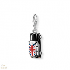 Thomas Sabo Charm Club Thomas Sabo London taxi charm - 1069-041-11 medál