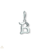 "Thomas Sabo Charm Club Thomas Sabo ""B"" charm - 1582-643-21"