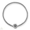 Thomas Sabo Karma Beads karkötő 20 cm - KA0002-001-12-L20
