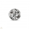 Thomas Sabo Karma Beads Thomas Sabo Faith, Love, Hope gyöngy - K0138-643-11