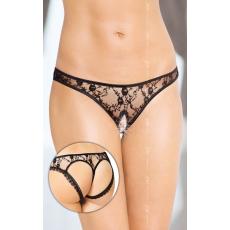 Thongs 2457 - black    S/M