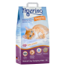 Tigerino Nuggies macskaalom babapúder-illattal - 2 x 14 liter