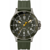 Timex Allied Coastline 43mm Silicone Strap Watch TW2R60800