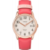 Timex Easy Reader Color Pop 38mm Leather Strap Watch TW2R62500