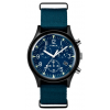 Timex MK1 Aluminum Chronograph 40mm Fabric Watch TW2R67600