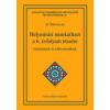 Tinta Helyesírási munkafüzet a 6. évfolyam részére