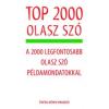 Tinta Top 2000 olasz szó