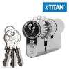 Titan K1 hevederzár betét 30x65