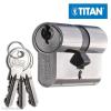 Titan K1 zárbetét 30x60