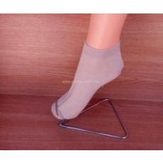 Titok pamut zokni - drapp 37-38