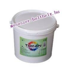 Tiwian color mosópor 5 kg vödrös tisztító- és takarítószer, higiénia