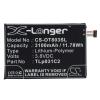 TLp031C2 Akkumulátor 3100 mAh