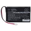 TM523450 1S1P Akkumulátor 1200 mAh