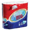 """Toalettpapír, 2 rétegű, 4 tekercses, """"Lilla Duo"""""""