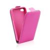 Tok, flip tok, Samsung Galaxy S7 G930, rózsaszín, flexi, csomagolás nélküli