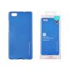Tok, Mercury i-Jelly, fémhatású matt szilikon, Samsung Galaxy S8, kék