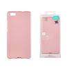 Tok, Mercury i-Jelly, fémhatású matt szilikon, Samsung Galaxy S8 Plus, rose gold