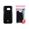 Tok, Mercury Jelly, szilikon, (csillámporos), Samsung Galaxy Young 2 G130, fekete