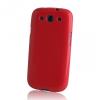 tok-shop.hu Samsung Galaxy S6 SM-G920, TPU szilikon tok, szálcsiszolt mintázat, magenta