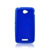Tok, Ultra Slim-szilikon tok, Jelly, Huawei Y6, kék, csomagolás nélkül