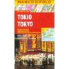 Tokió vízhatlan várostérkép tömegközlekedéssel - Marco Polo