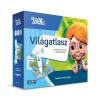 Tolki Tolki Interaktív foglalkoztató könyv tollal készletben - Világatlasz