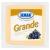 Tolle Grande darabolt maasdam jellegű zsíros, félkemény sajt